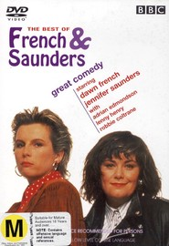 The Best Of French & Saunders on DVD image