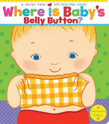Where is Baby's Belly Button by Karen Katz