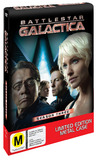 Battlestar Galactica - Season 3: Limited Edition Metal Slipcase (5 Disc Set) DVD
