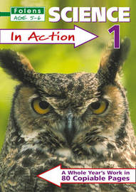 Science in Action: Bk. 1 by Helen Whittaker image