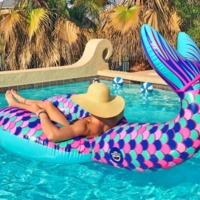 BigMouth Inc: Giant Mermaid Tail Float image