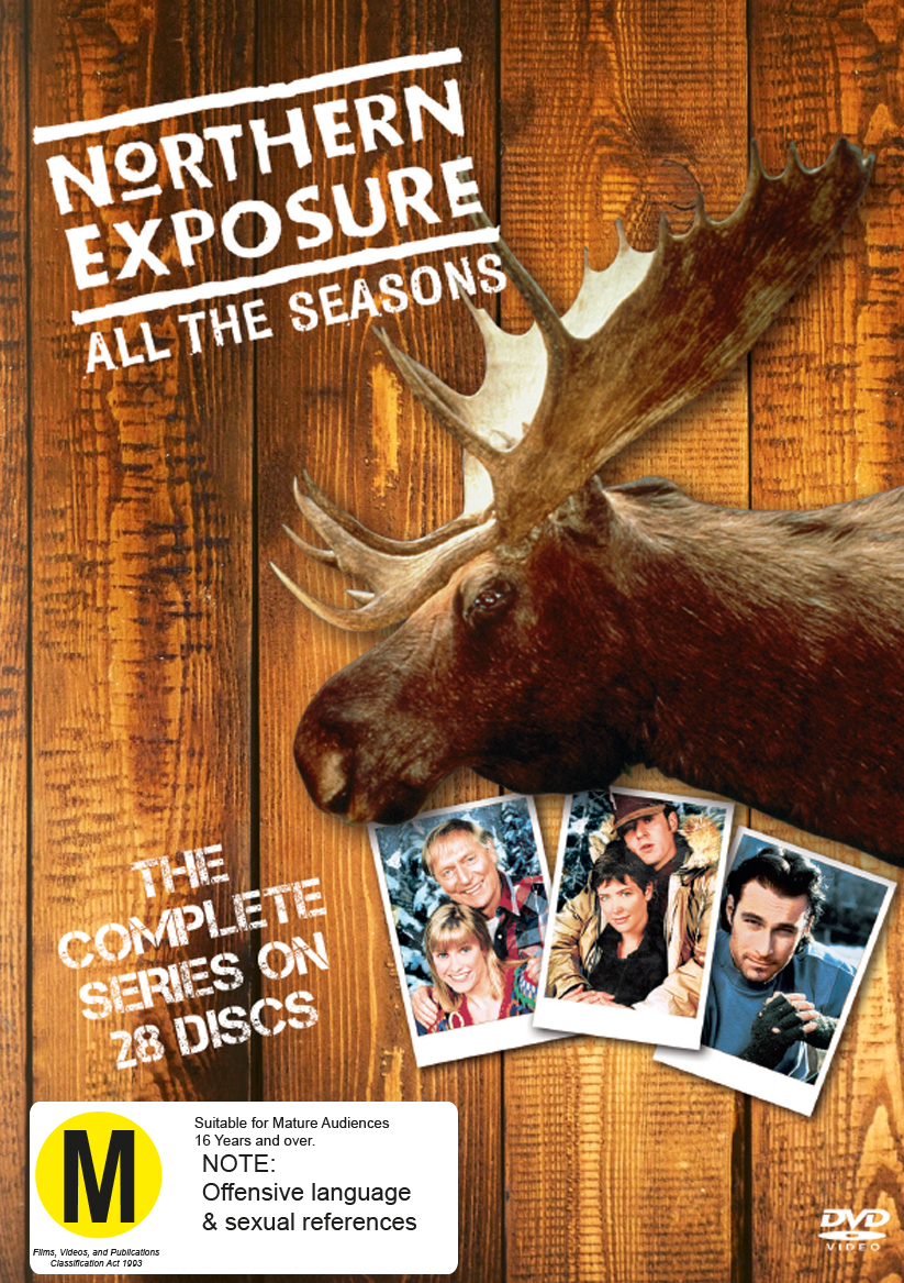 Northern Exposure - Complete Collection on DVD image