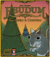 Feudum: Squirrels & Conifers - Expansion image
