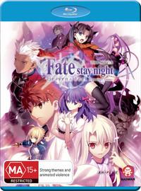 Fate/stay Night: Heaven's Feel 1. Presage Flower on Blu-ray