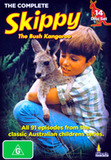 Skippy The Bush Kangaroo - Complete Box Set DVD