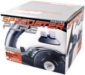 Speedster Pure Steering Wheel for PlayStation 2