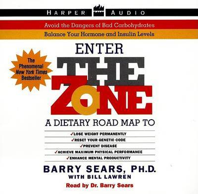 The Zone by Barry Sears image