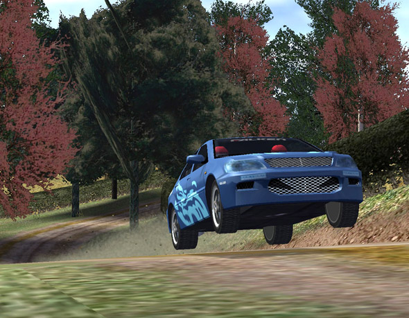 Euro Rally Champion for PlayStation 2 image