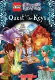 Quest for the Keys (Lego Elves: Chapter Book) by Stacia Deutsch