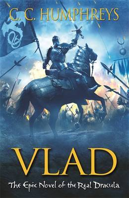 Vlad: The Last Confession by C.C. Humphreys image