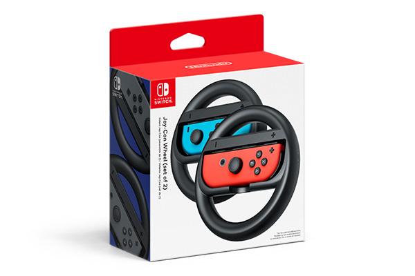 Nintendo Switch Wheel (set of 2) for
