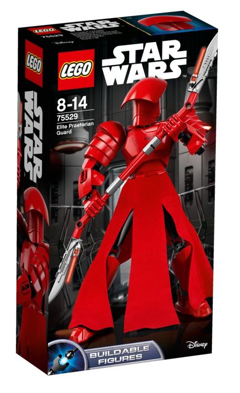 LEGO Star Wars - Elite Praetorian Guard (75529)