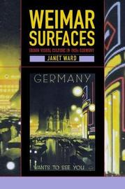 Weimar Surfaces by Janet Ward image