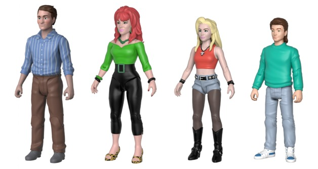 Married With Children - Action Figure 4-Pack