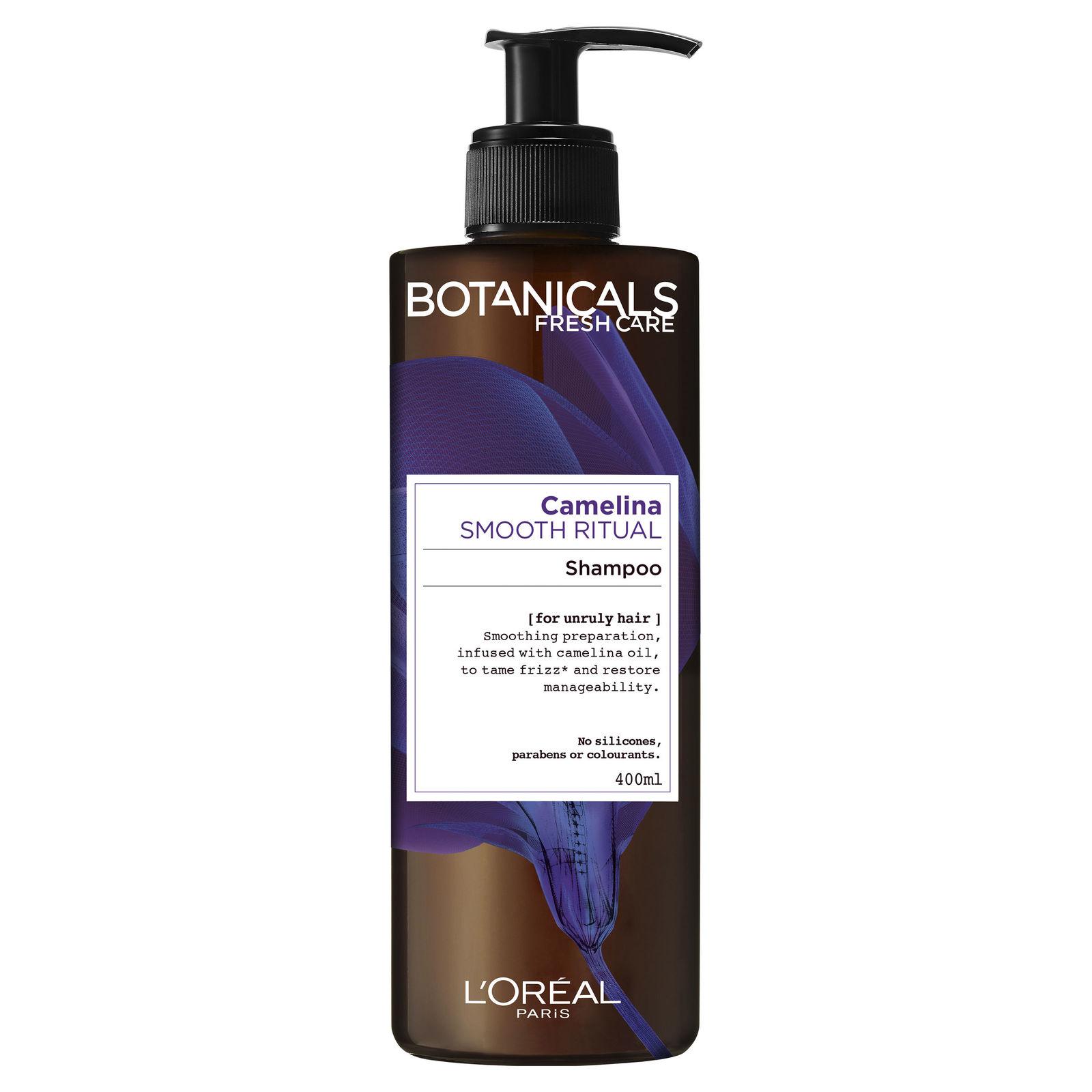 L'Oreal Botanicals - Smooth Ritual Shampoo (400ml) image