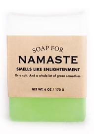 Whiskey River Co: Soap - Namaste