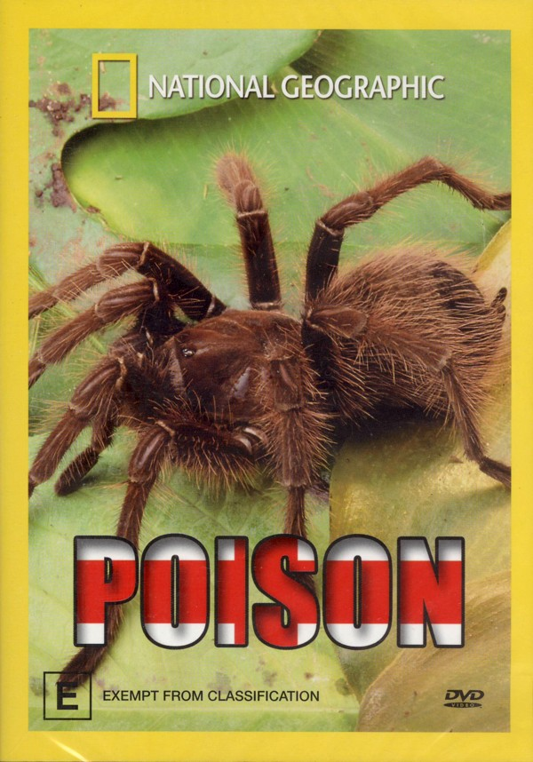 National Geographic - Poison on DVD image