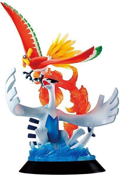 Pokemon: G.E.M. - Ho-Oh & Lugia - PVC Figure