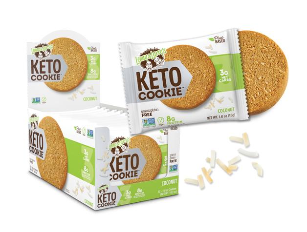 Lenny & Larry Keto Cookie - Coconut (12x45g)