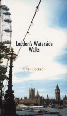 London's Waterside Walks by Brian Cookson image