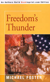 Freedom's Thunder by Michael Foster image