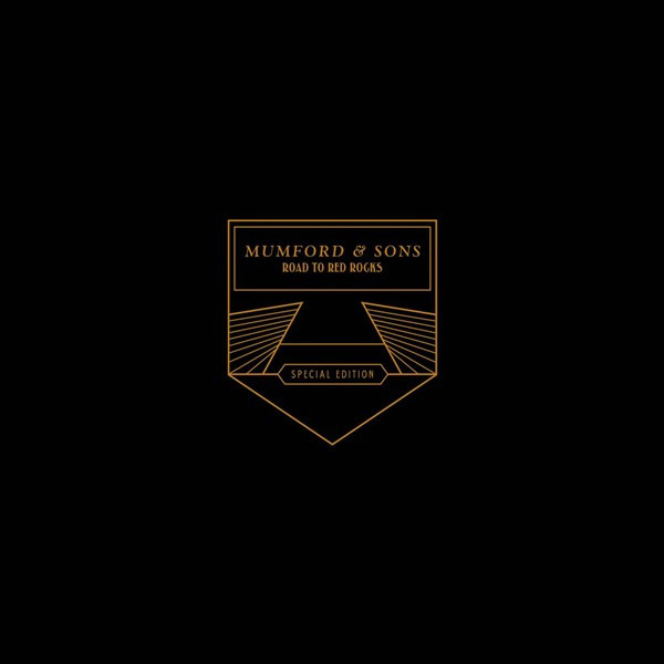 The Road To Red Rocks (CD+2DVD+LP+Book) [Special Deluxe Edition] by Mumford & Sons