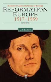 Reformation Europe 1517-1559 by Geoffrey R Elton image