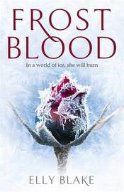 Frostblood by Elly Blake image