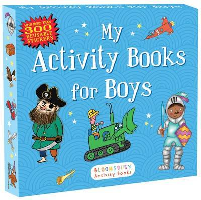 My Activity Books for Boys by * Anonymous