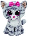 Ty Beanie Boos: Kiki Cat - Small Plush