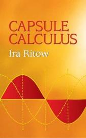 Capsule Calculus by Ira Ritow image