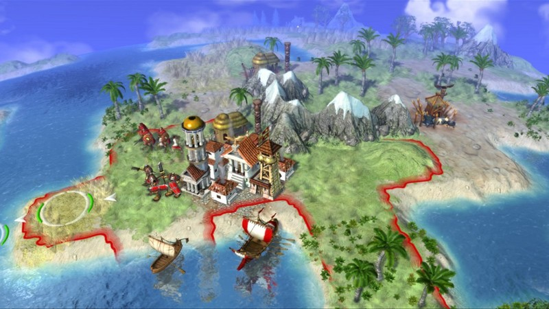 Sid Meier's Civilization Revolution for Xbox 360 image