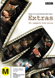 Extras - Complete Series 1 on DVD