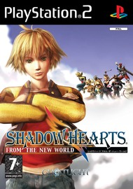 Shadow Hearts: From the New World for PS2