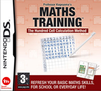 Professor Kageyama's Maths Training for DS image