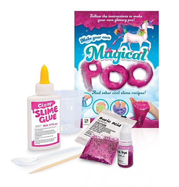 Slime Kit - Magical Poo