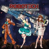 Robotech: Attack of the SDF-1 - Board Game image