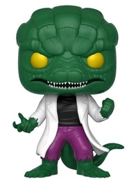 Spiderman - Lizard Pop! Vinyl Figure image