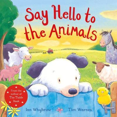 Say Hello to the Animals by Ian Whybrow image
