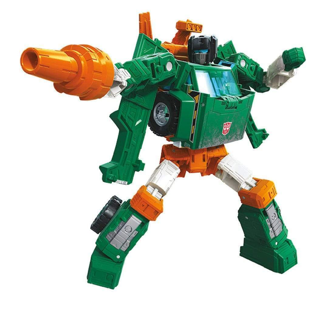 Transformers Generations: War for Cybertron - Deluxe Hoist (WFC-E5) image