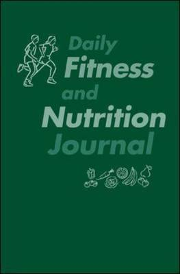 Daily Fitness and Nutrition Journal by Thomas D Fahey image