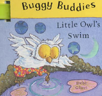 Little Owl's Swim by Debi Gliori image