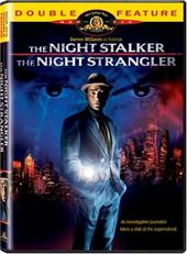 Night Stalker, The/ The Night Strangler (2 Disc Box Set) on DVD