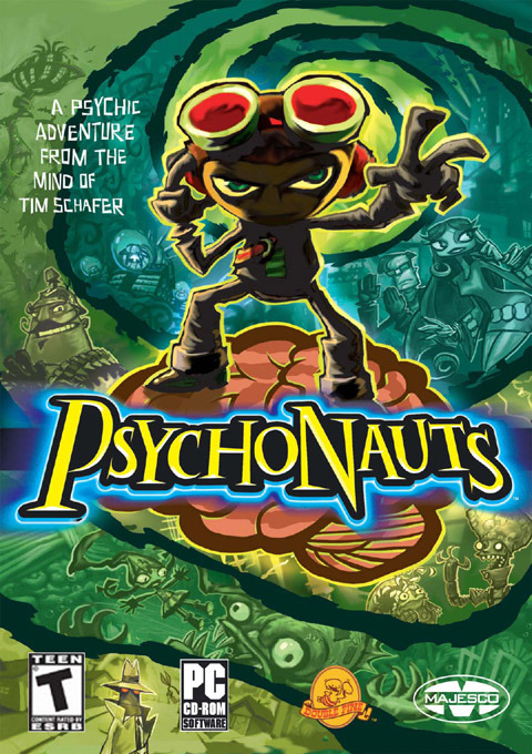 Psychonauts for PC Games