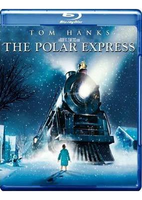 The Polar Express on Blu-ray