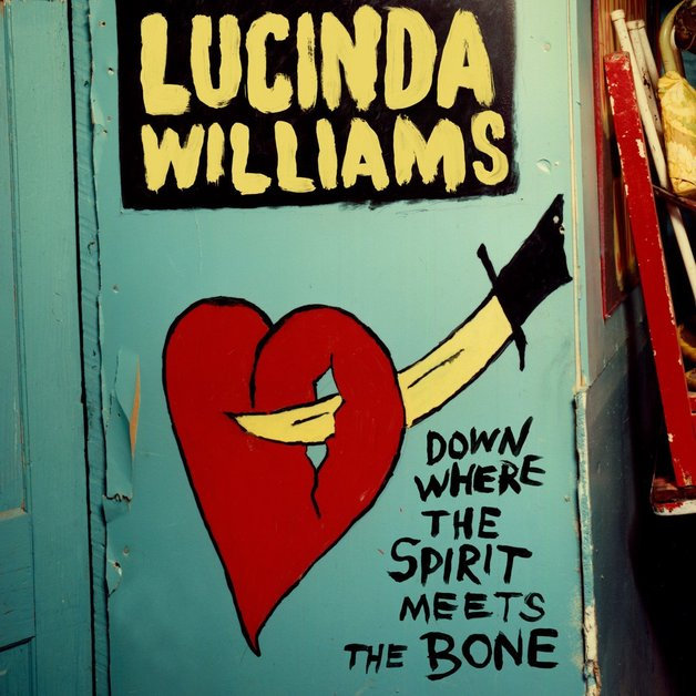 Down Where The Spirit Meets The Bone (2CD by Lucinda Williams