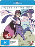 Sword Art Online 2 (Part 2) on Blu-ray