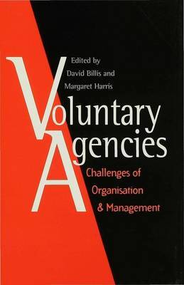 Voluntary Agencies by David Billis image