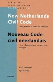 New Netherlands Civil Code by Peter P.C. Haanappel image