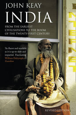 India: A History by John Keay image